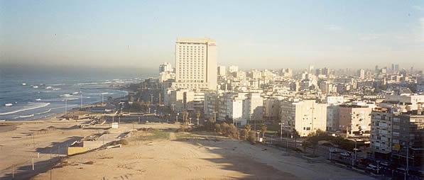 Bat-Yam in Israel